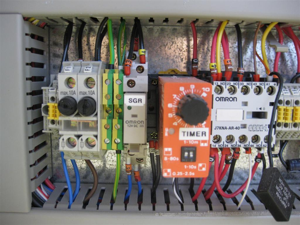 MicroRouter Compact 2002  2004    Circuit       Diagram     Denford