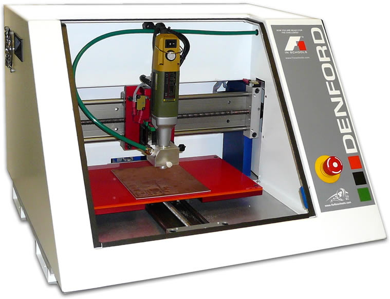 Pcb Engraver Photo Gallery Denford Software Amp Machines