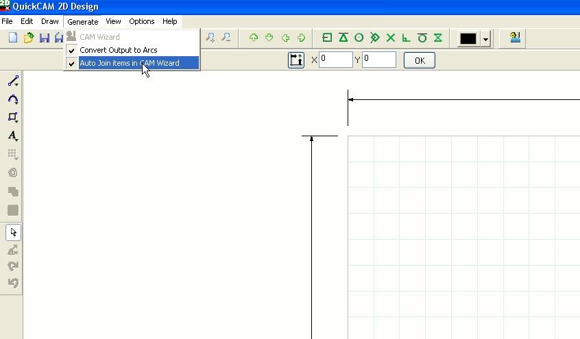 QuickCam 2D Design - Denford Software & Machines