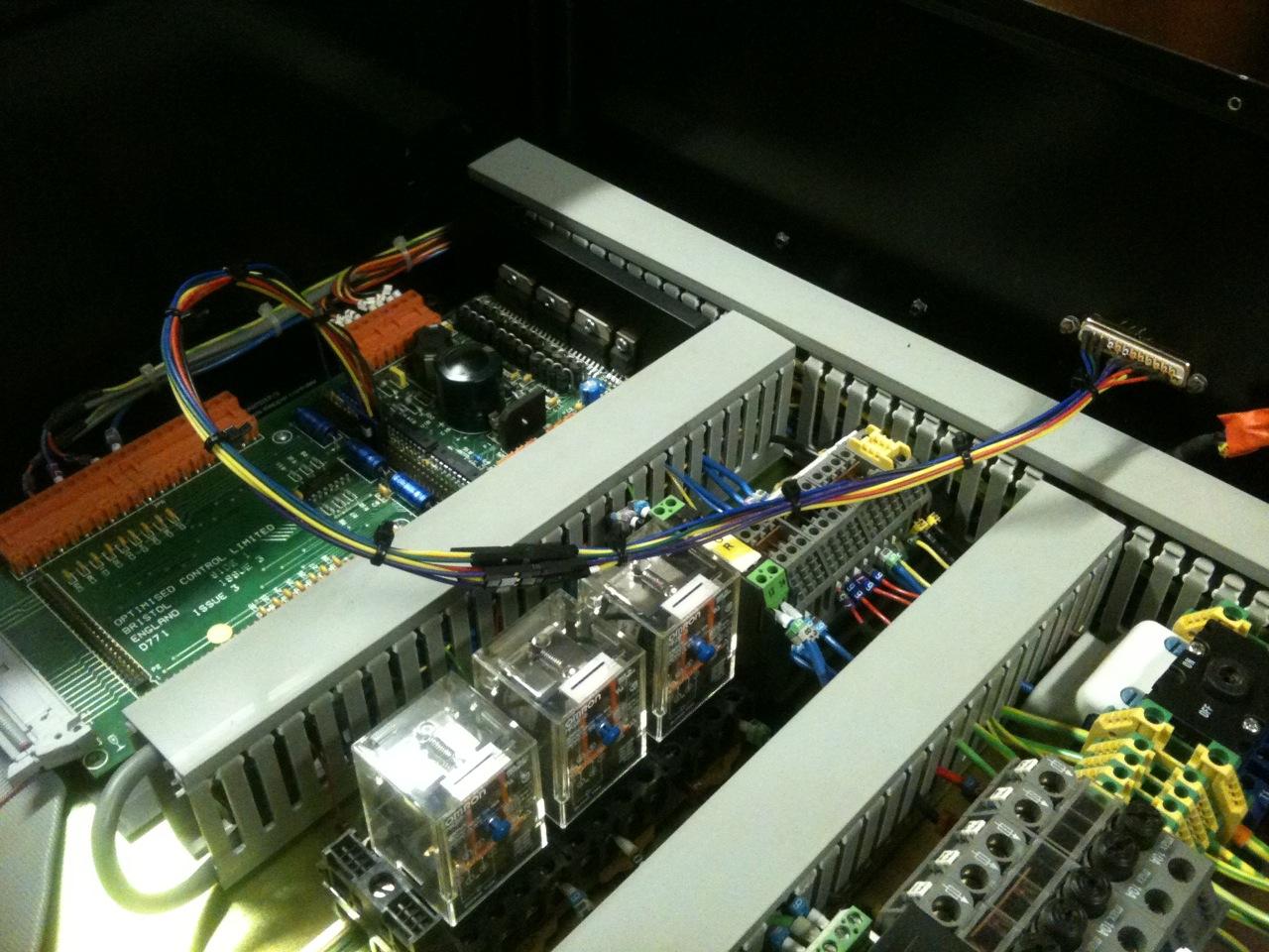 Smartstep / linuxCNC / novamill control - Denford Software & Machines