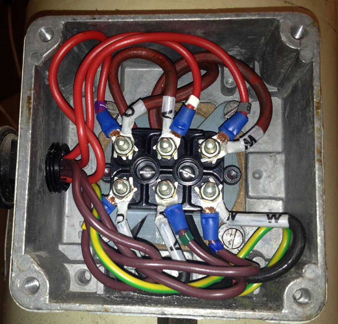file  Phase Wiring Motor on