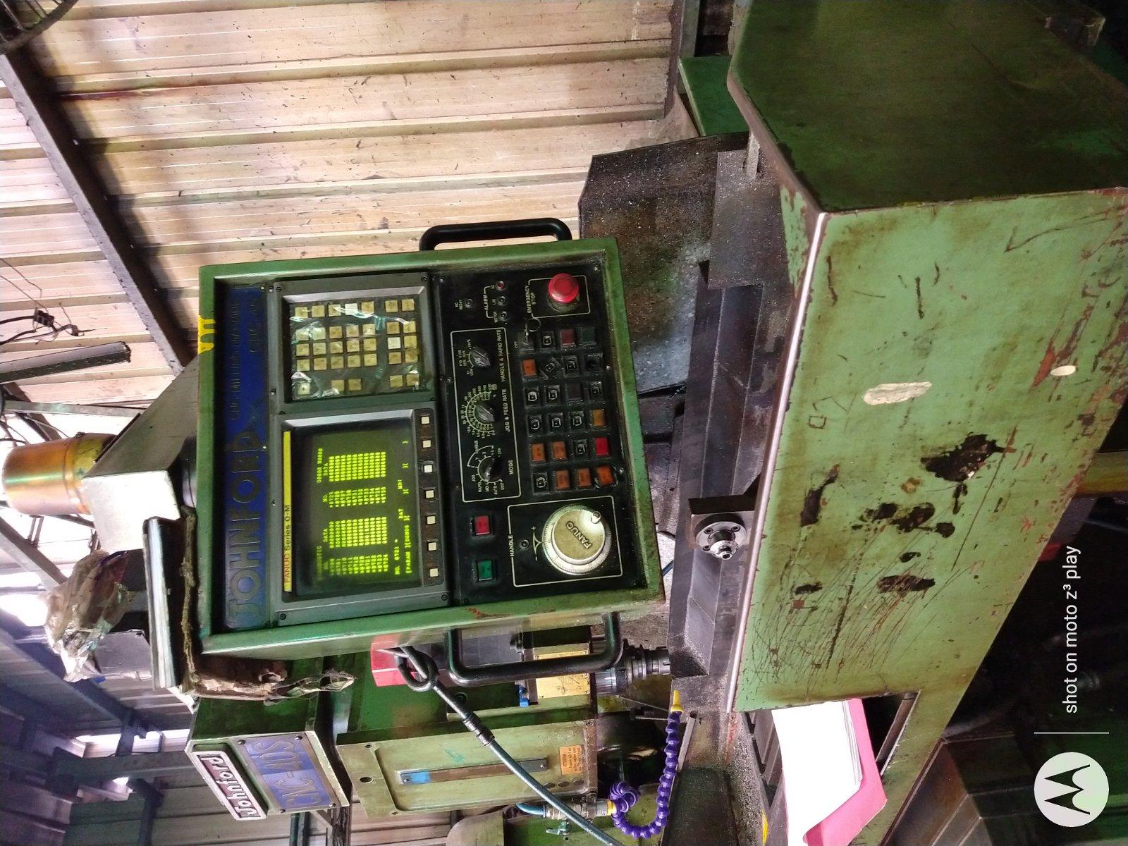 Johnford s40 cnc Fanuc OM-C parameters - Denford Software & Machines