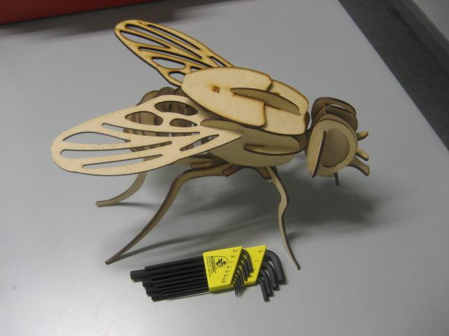 Slot Together Fly Cut On Versalaser Denford Software